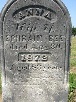 Anna <i>Leonard</i> Bee