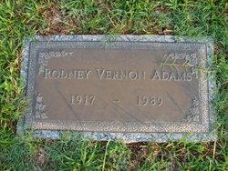 Rodney Vernon Adams