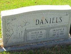 Imogene B. Daniels