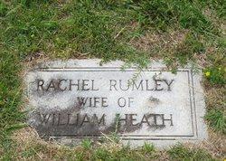 Rachel <i>Rumley</i> Heath