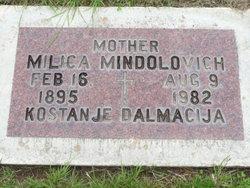Milica Mindolovich