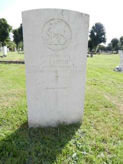 Pvt Frederick Carter