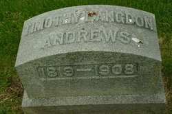 Dr Timothy Langdon Andrews