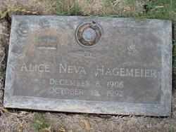 Alice Neva Hagemeier