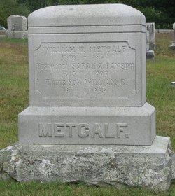 William T Metcalf