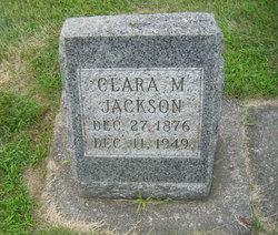 Clara <i>Miller</i> Jackson