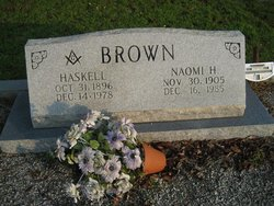 Haskell Brown