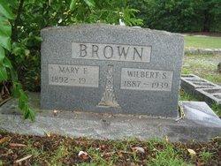 Mary Beton <i>Fulmer</i> Brown