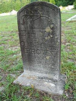 Effie May Brown