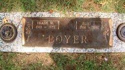 Ruby Geneva Ruby Jean <i>Wilburn</i> Boyer