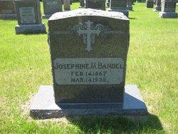 Josephine Mary <i>Laudenbach</i> Bandel