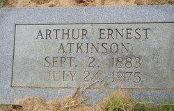 Arthur Ernest Atkinson