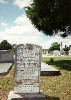 Joseph Cary McGlamory