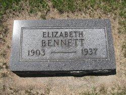 Elizabeth Mary <i>Gohman</i> Bennett