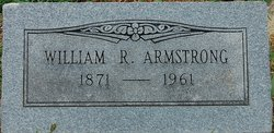 William R Armstrong