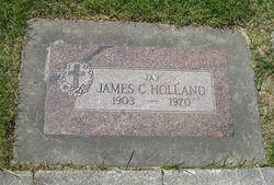 James Cornelius Jay Holland