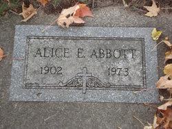 Alice E. <i>Gardner</i> Abbott