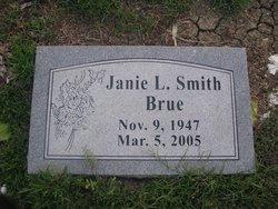 Janie L. <i>Smith</i> Brue