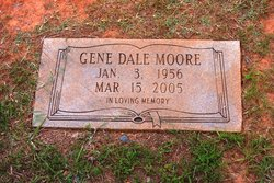 Gene Dale Moore