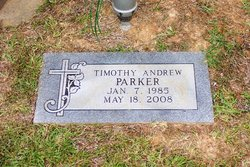 Timothy Andrew Parker