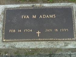 Iva M. Adams