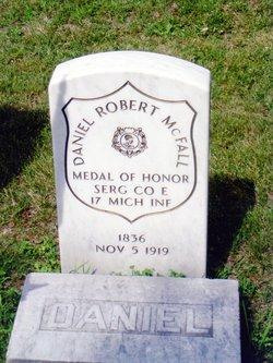 Sgt Daniel Robert McFall