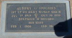 Albert G Hughes