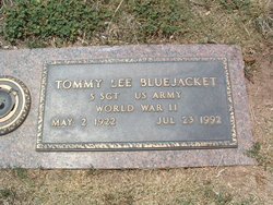 Tommy Lee Bluejacket