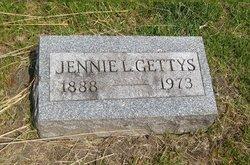 Jennie L. <i>Miles</i> Gettys