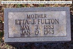 Etta Jewell <i>Wooden</i> Fulton