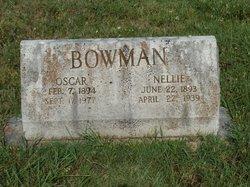 Nellie Parolee <i>Ennis</i> Bowman
