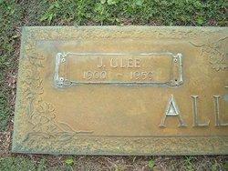 J Ulee Allen, Sr
