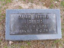 Maud <i>Little</i> Jeter