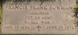 Francis Frank Bowman