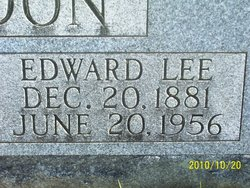 Edward Lee Langdon