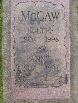 Robert Eccles McCaw