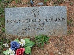 Ernest Claud Penland
