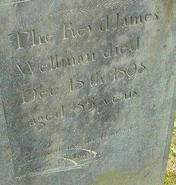 Rev James Wellman