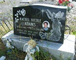 Rachel Nicole Adams