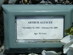 Arthur Alexcee