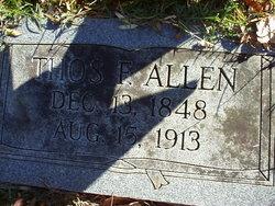Thomas F. Allen