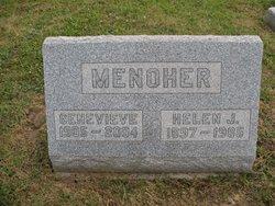 Genevieve Menoher