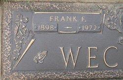 Frank Frederick Weckerle, Sr