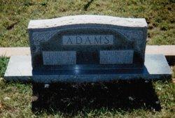 John Wesley Adams, Sr