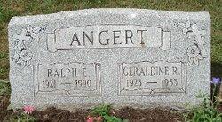 Ralph E Angert