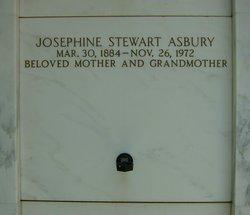 Josephine <i>Stewart</i> Asbury
