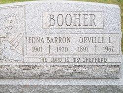 Edna Mae <i>Barron</i> Booher