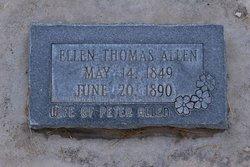Eleanor Ellen <i>Thomas</i> Allen