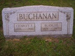 Blanche Eva <i>Montgomery</i> Buchanan