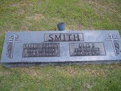 Sallie <i>Kelley</i> Smith